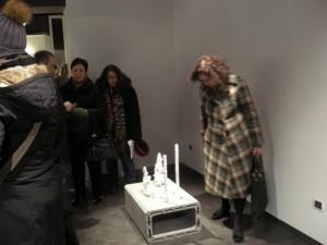 Gaia Carboni | Inaugurazione