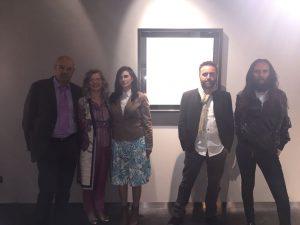 Il Pomo da DaMo - Vernissage Michelangelo Galliani #01