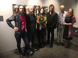 Il Pomo da DaMo - Vernissage Sergio Padovani #01