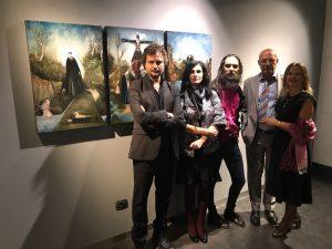 Il Pomo da DaMo - Vernissage Sergio Padovani #10