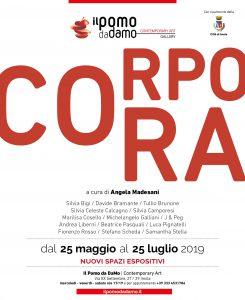 CORPORA - Una collettiva a cura di Angela Madesani